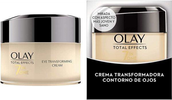 Olay Total Effects 7 en 1 Crema Transformadora de Ojos - 15 ml
