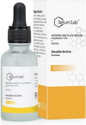 crema con mayor concentración en Argireline