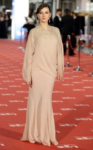 goya 12 maria valverde dior Los Goya 2012: ¿Glamour, sofisticación o una mera copia hollywoodiense?