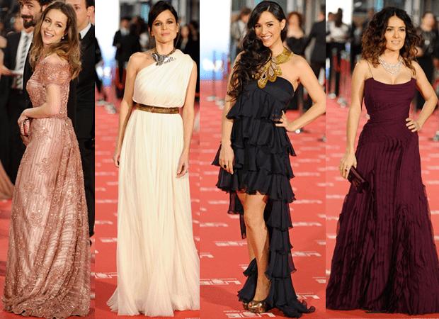 Los Goya 2012: ¿Glamour, sofisticación o una mera copia hollywoodiense?