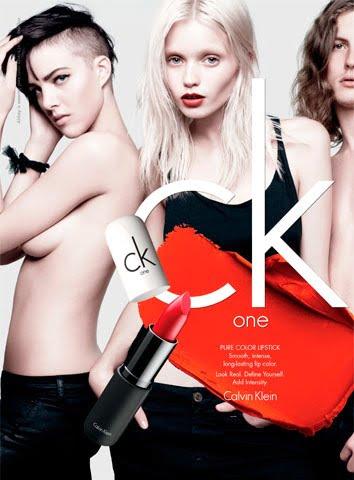 Calvin Klein se adentra en el mundo de la cosmética con Ck One Color Cosmetics