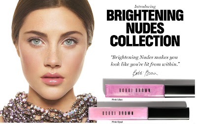 Brightening Nudes Collection: La nueva colección de primavera de Bobbi Brown