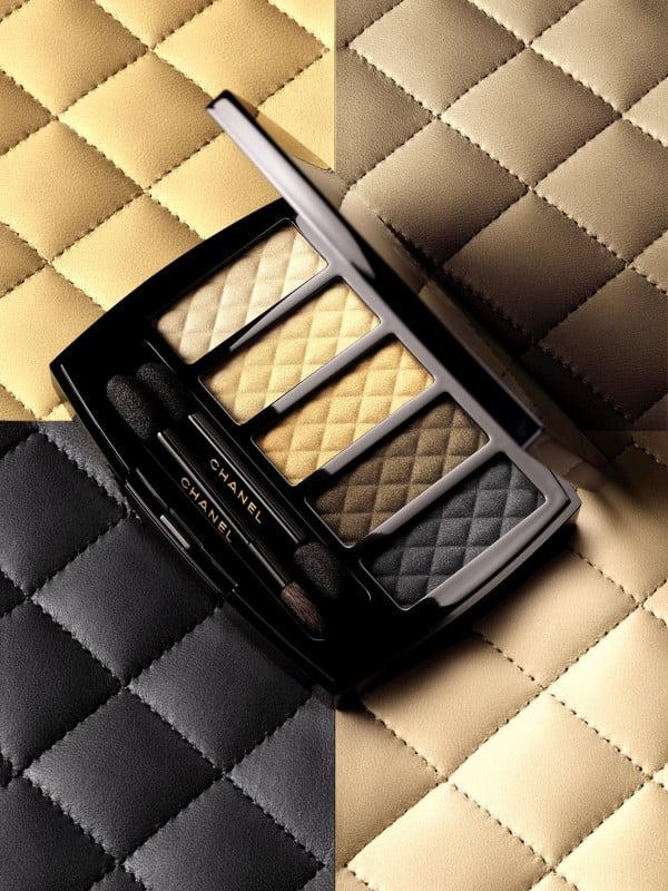 Nuevo quad de sombras de Chanel
