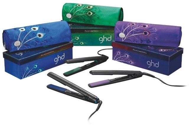 Presume de pelo esta primavera con las nuevas planchas GHD Peacock