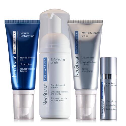 Mejora el aspecto de tu piel con la nueva gama de Neostrata Skin Active