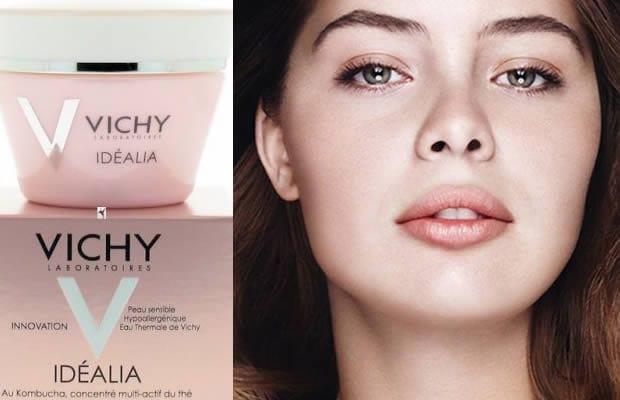 Ilumina tu piel con Idealia de Vichy