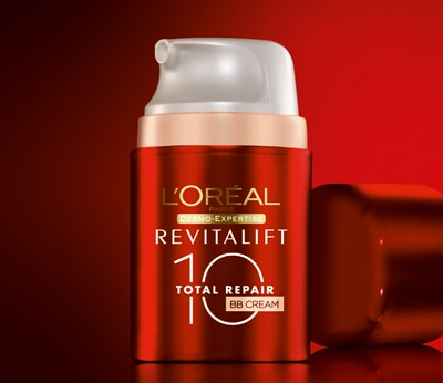 La BB cream Revitalift Total Repair 10 de L'Oreal llega a España