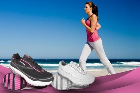 Nuevo fraude publicitario: Las zapatillas tonificantes no ayudan a adelgazar