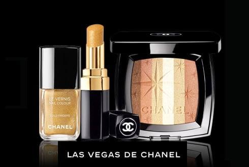 Chanel lanza una colección dorada para potenciar tu bronceado