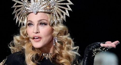 Conocemos los tratamientos de belleza que hace Madonna durante su gira