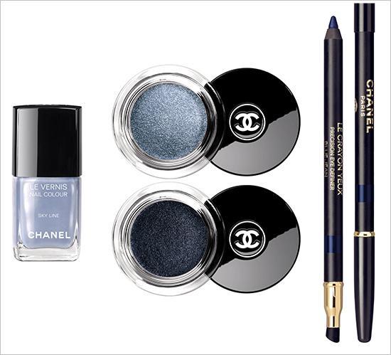 El otoño llega a Chanel: Bleu Illusion, su nueva colección
