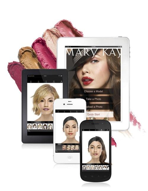 ¿Más guapa con tu smartphone y tablet? Es posible con estas aplicaciones