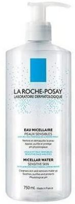La Roche Posay, Agua Micelar Piel Sensible – 750