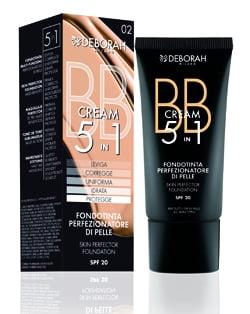 Deborah Milano también tiene BB Cream
