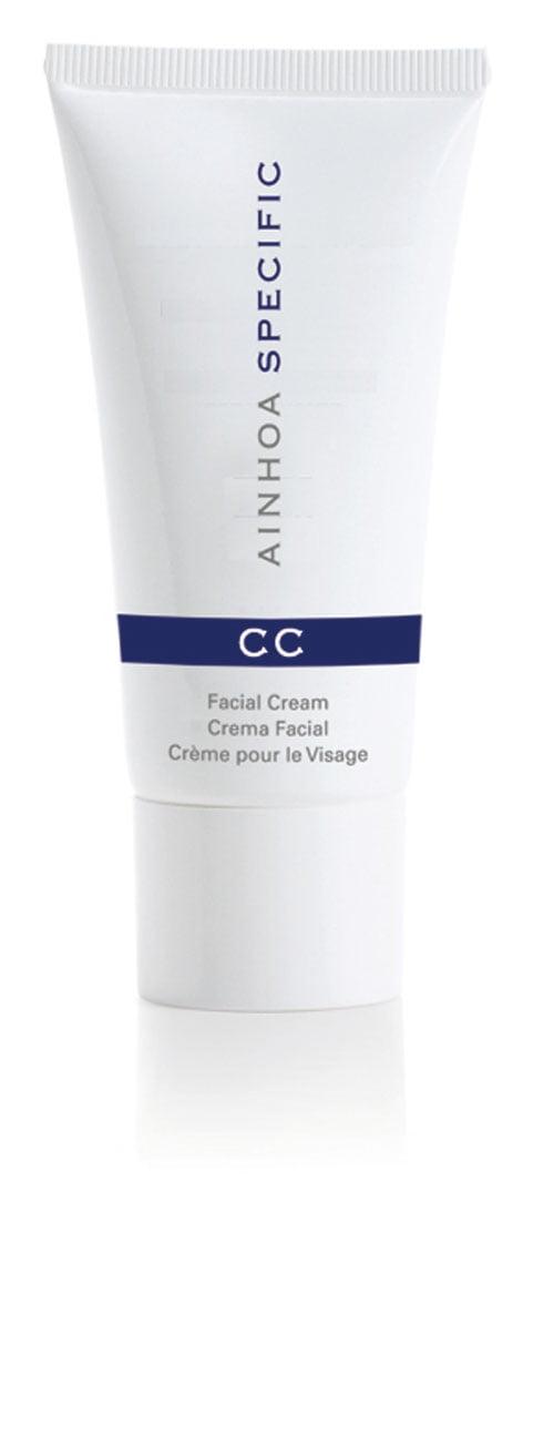 Ainhoa presenta Specific, la primera CC Cream que se va a comercializar en España