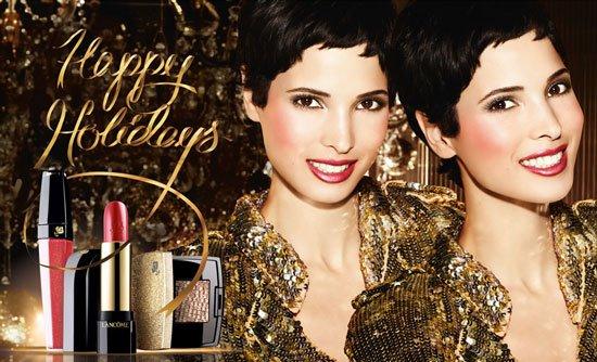 Lancome te felicita la Navidad con su nueva colección