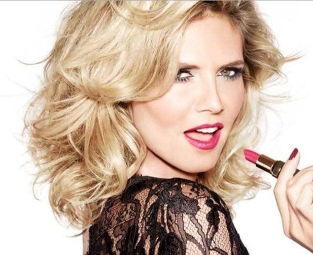 Astor Color last Vip by Heidi, llega la primera barra de labios de Heidi Klum