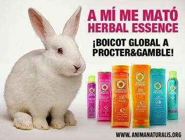 animales cosméticos