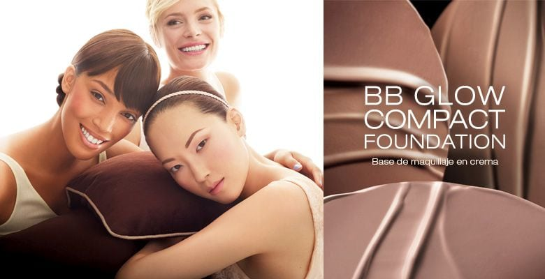 Kiko presenta BB Glow Compact Foundation