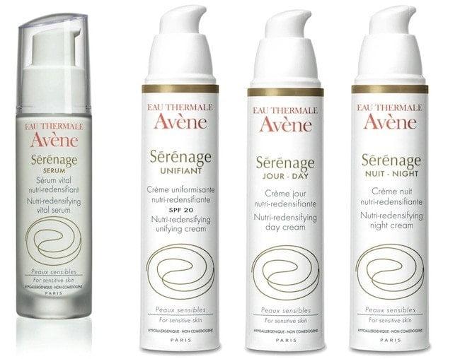 Serenage Unifiant SPF20 el nuevo cuidado para las pieles maduras de Avene