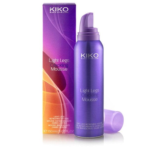 Light Legs Crackling Mousse de kiko