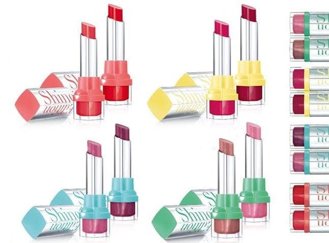 Conoce las nuevas barras de labios Shine Edition de Bourjois