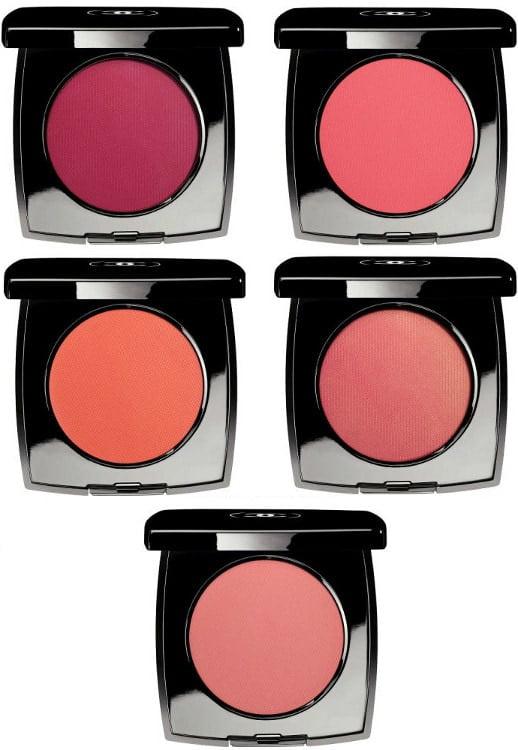 le blush creme de chanel Chanel lanzará la próxima temporada coloretes en crema