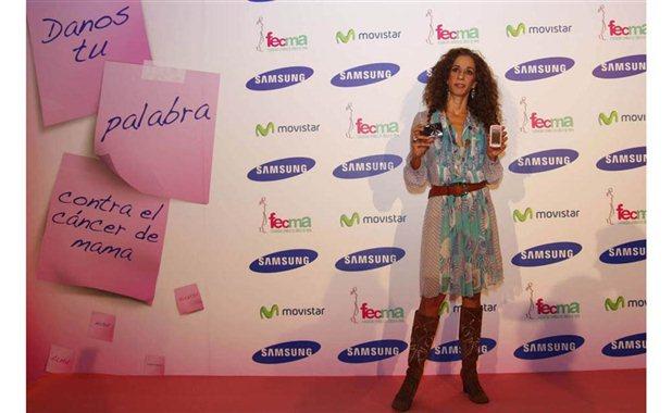 """Samsung lanza la nueva campaña """"Mas que palabras"""" contra el cáncer de mama"""