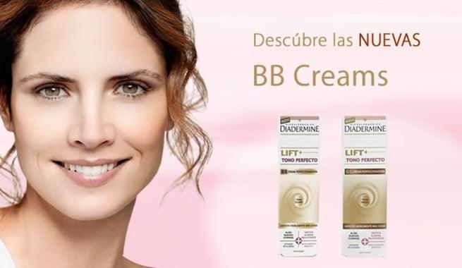 Diadermine también tiene BB Creams