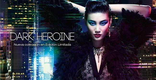 Dark Heroine, la nueva colección edición limitada de Kiko