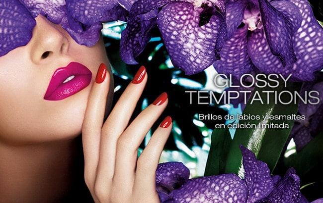 Glossy Temptations, la nueva colección edición limitada de Kiko