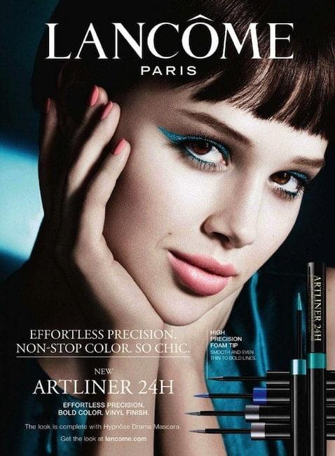 ¿Te tiembla el pulso? Lancôme presenta Artliner 24h, un eyeliner de lo más preciso