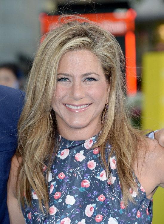 Los looks de la semana (del 12 al 18 de agosto): Jennifer Aniston y su gran melena