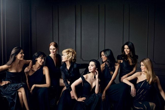 Las embajadoras de L'Oréal se reúnen para la nueva Collection Privé