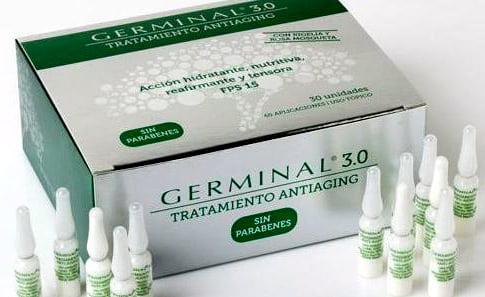 GERMINAL-3.0-AMPOLLAS