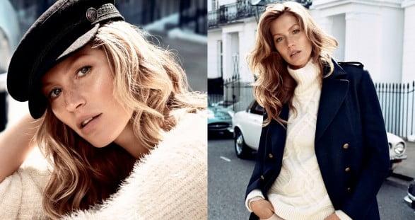 Las modelos como reclamo publicitario. H&M la última prueba