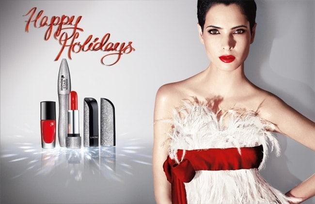 Deslumbra estas navidades con la nueva colección de Lancôme Happy Holidays