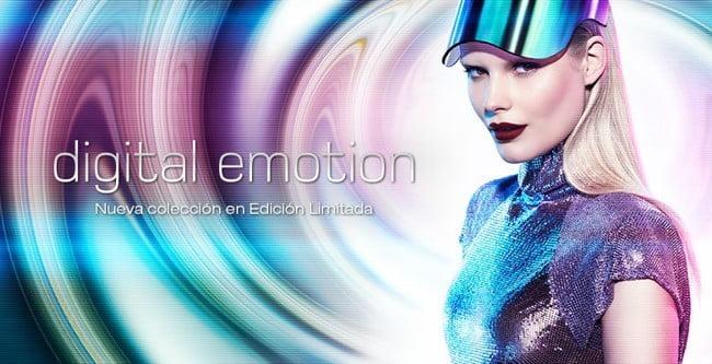 Digital Emotion de Kiko también tiene tratamientos