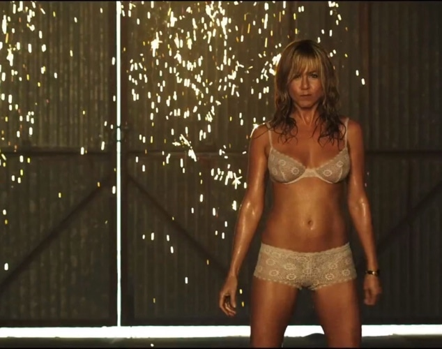 "El secreto de Jennifer Aniston para lucir cuerpazo en ""We're the Millers"""
