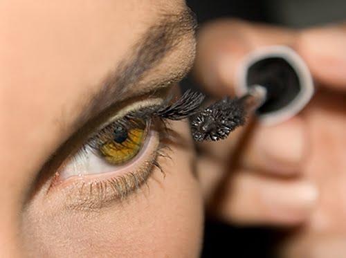 Máscaras de pestañas para ojos sensibles