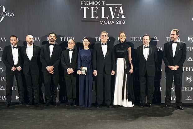 Los premios Telva 2013 y sus looks más destacados