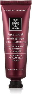 Apivita Mascarilla Anti-Arrugas y Reafirmante con uva