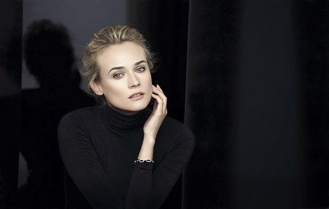 Diane Kruger imagen de la nueva crema antiedad de Chanel, Le Lift