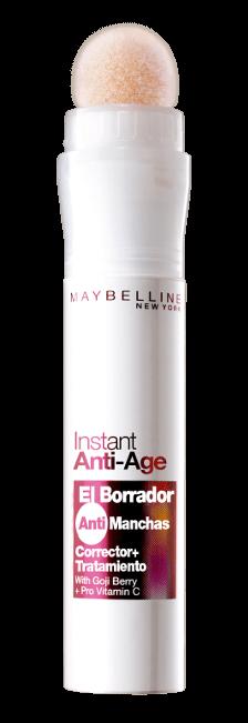 El nuevo borrador antiedad de Maybelline corrige y trata las manchas