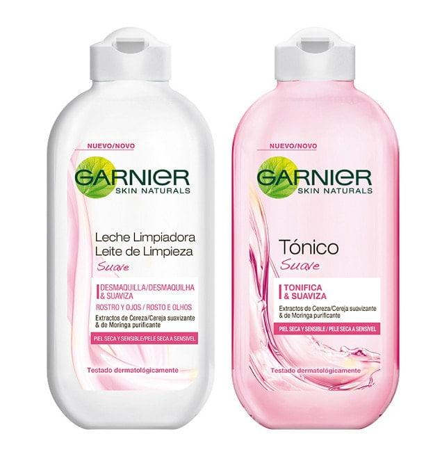 Garnier lanza nuevos productos dentro de su gama para pieles sensibles