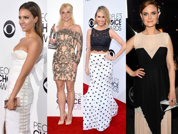 ¿Quieres conocer los looks de los People's Choice Awards?