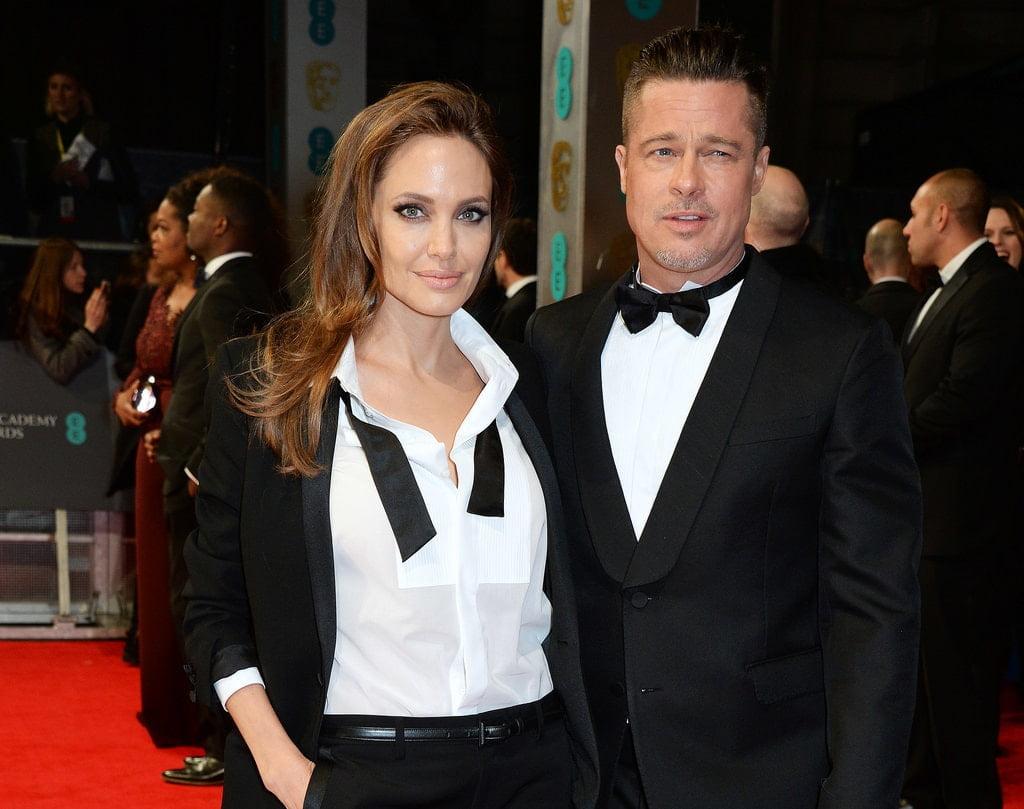 Una maravillosa Angelina reaparece en los premios BAFTA 2014