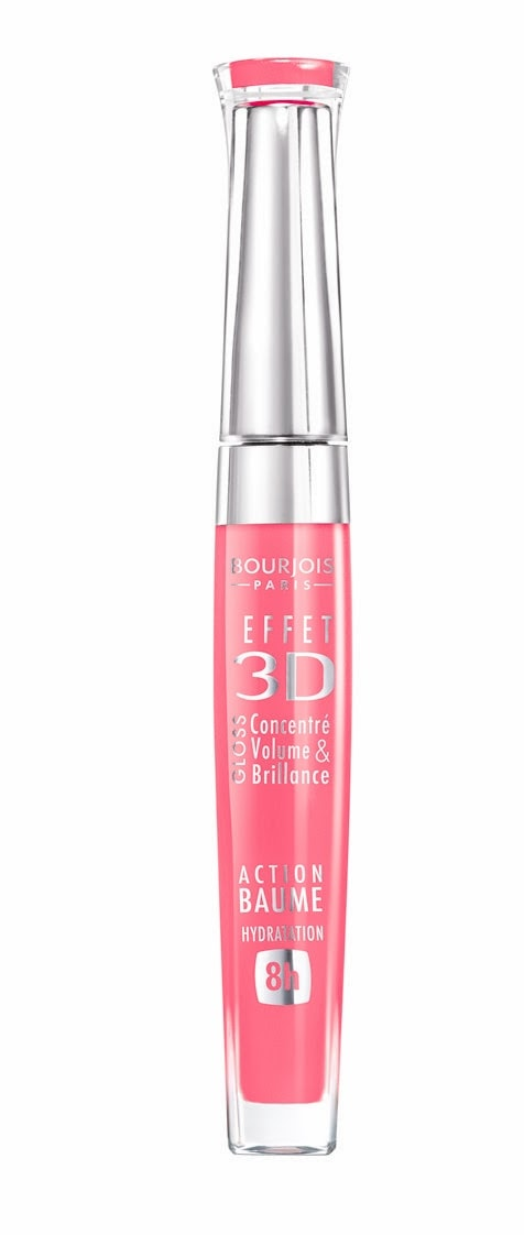 Bourjois Gloss Effect 3D - Rose Allegorric 59 - AED 63