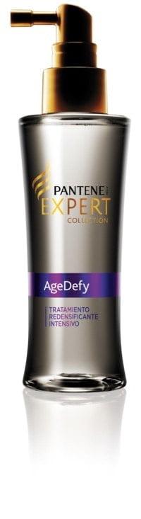 Probamos el tratamiento redensificante de AgeDefy de Pantene Expert