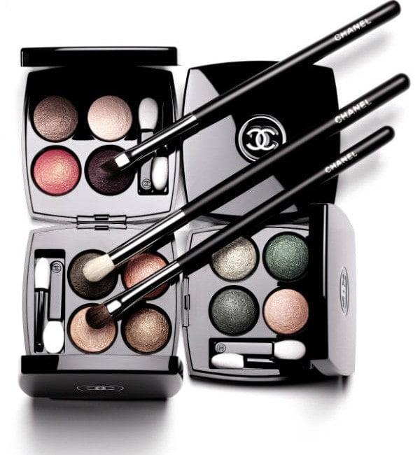 Chanel lanza una nueva colección para las amantes de las paletas